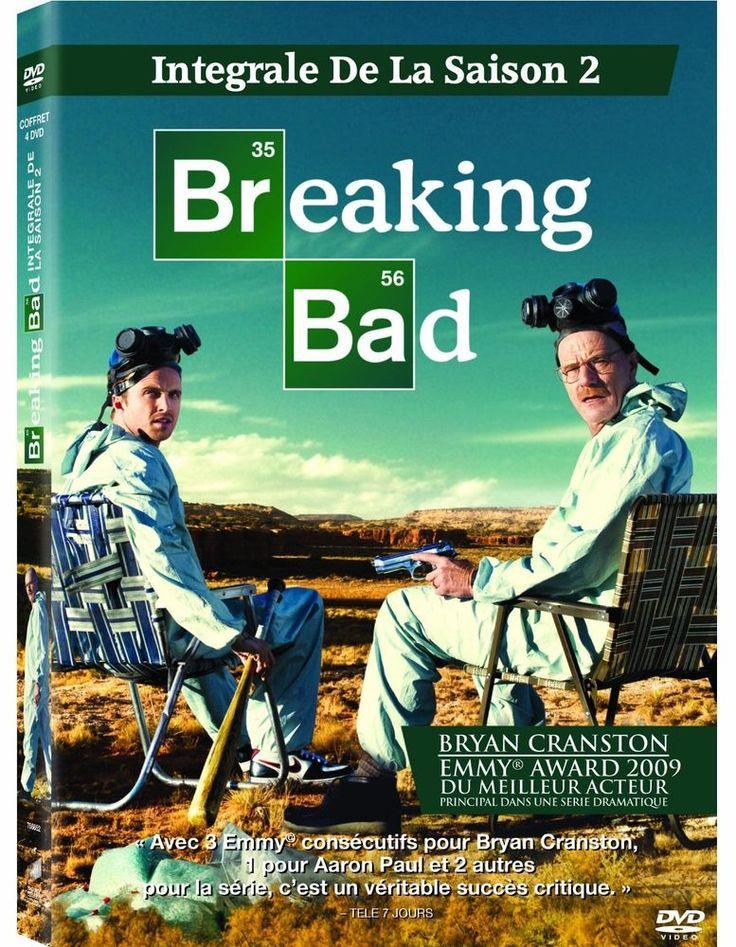 Breaking Bad - Saison 2 - DVD