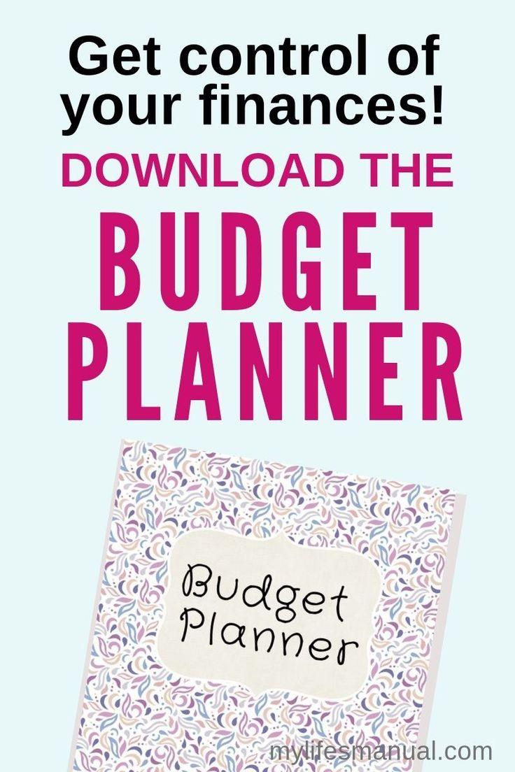 Behalten Sie die Kontrolle über Ihre Finanzen und sparen Sie Geld für Ihre Ziele! Besorgen Sie sich die druckbare B …   – Finances and Frugal Living