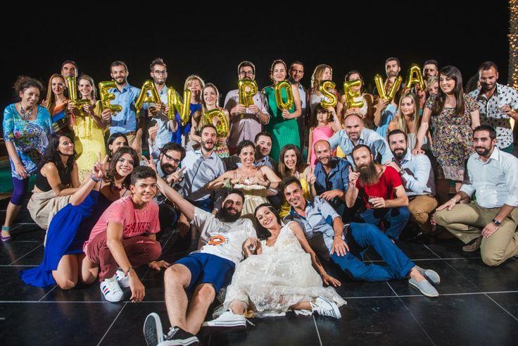 'WE DO' friends happy memories| lafete