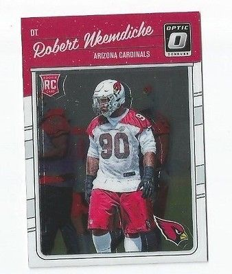 2016 Optic Robert Nkemdiche ROOKIE ~ Arizona Cardinals