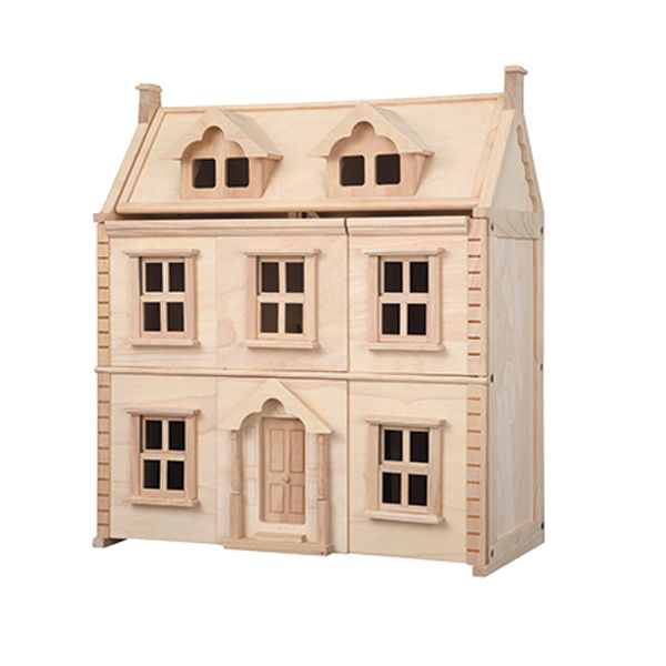 Plan Toys Victoriaans Poppenhuis   Elenfhant