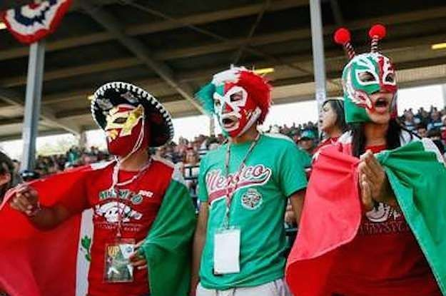 7 Types Of Mexican Soccer Fans You'll See During The World Cup