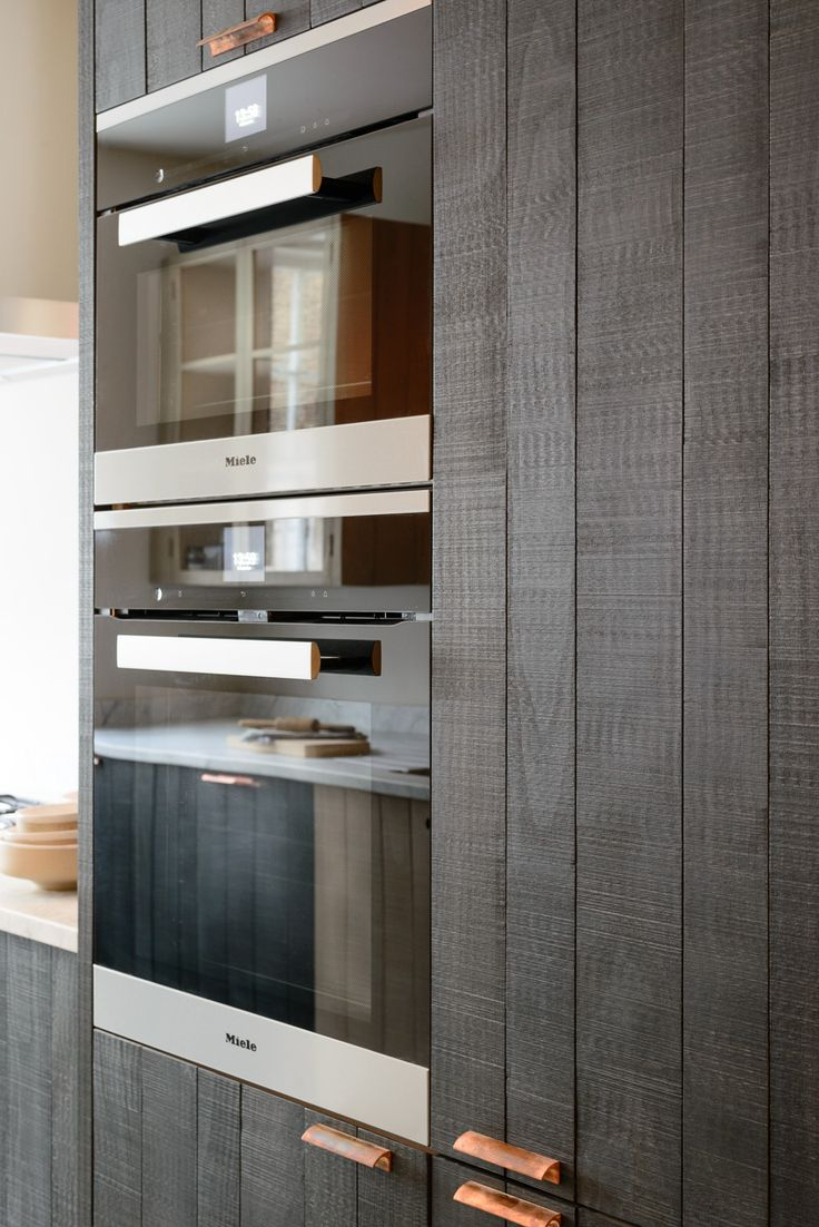 The overriding beauty of the Sebastian Cox Kitchen range by deVOL is in the texture of the band sawn English Beech