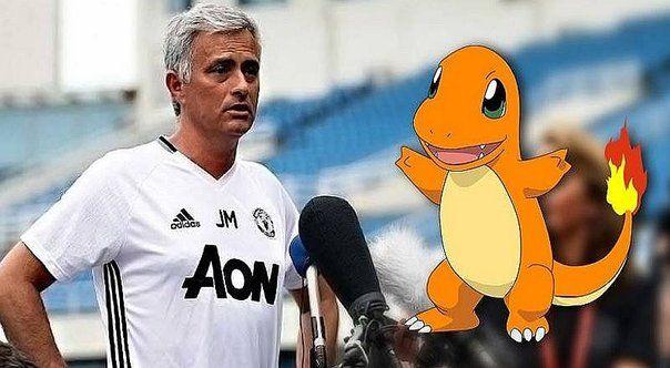 Pokemon GO Diharamkan di Ruang Ganti Manchester United