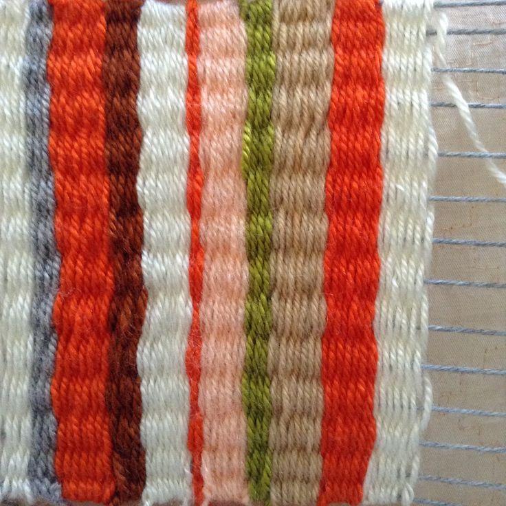 #Weaving