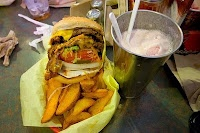 Now this is a Bacon Cheeseburger!: Guy Fieri, Money, Food, Burgers, Lunch, Drive In, Hodad S, Place