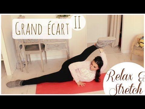 Relax & Stretch #2: Objectif Grand écart latéral -Partie 2- ♥ | GeorgiaSecrets - YouTube