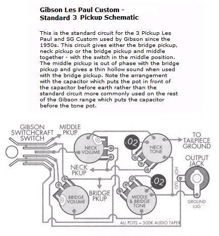 1950s les paul wiring diagram 1950s wiring for a 3 pup lp my les paul forum  1950s wiring for a 3 pup lp my les