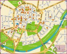 Timisoara Cetate ( Center) Tourist Route | Tourism Banat