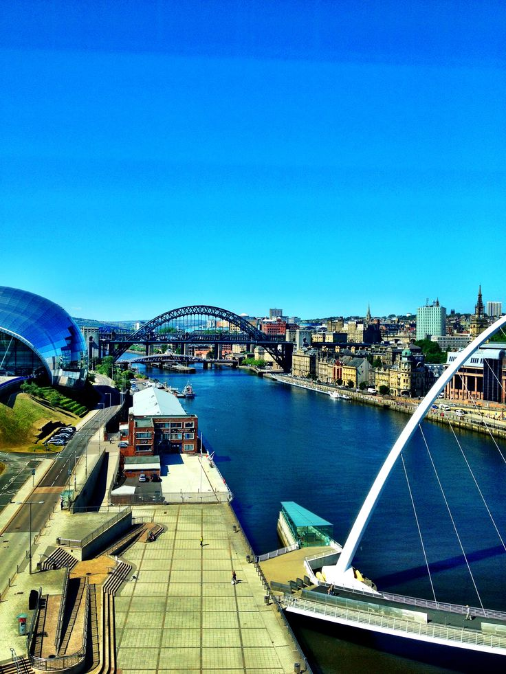 interesting places in newcastle