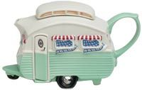 Caravan Teapot! $81.50 with monetary conversion.. very sad as I want this but I don't drink enough tea to justify it :(