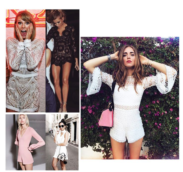 Our+favorite+megababes+are+wearing+Alexis+all+summer+long