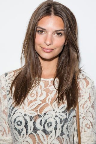 The 10 best haircuts to try for fall 2015: Emily Ratajkowski's razored ends and layers