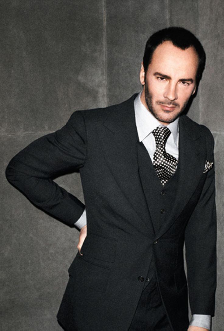 Fashion Designer....TOM FORD