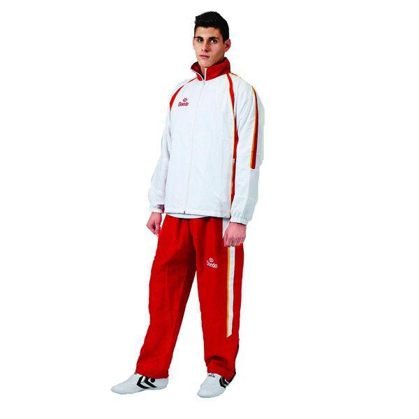 NUEVO Chandal Oficial De La Federacion Española De Taekwondo. Unisex