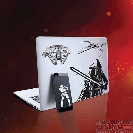 Gadżetowe Naklejki Star Wars VII