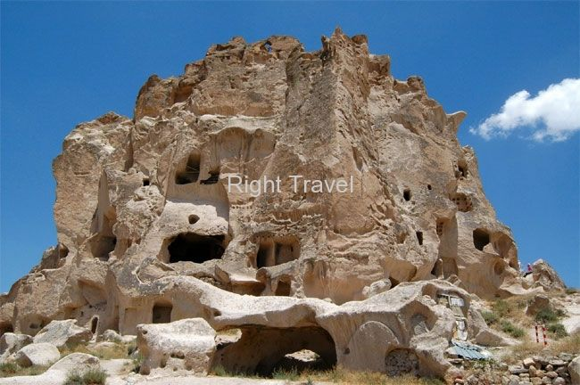 Turkey Cappadocia Fairy Chimneys.