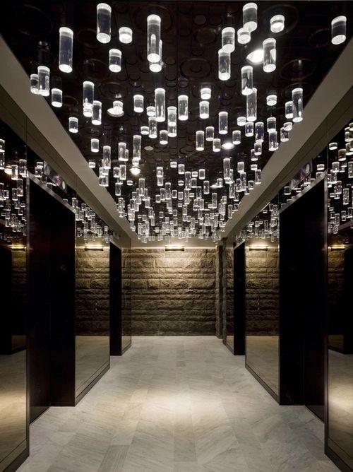 Hallway With A Thousand Lights
