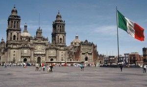 Zocalo Plaza, Mexico City