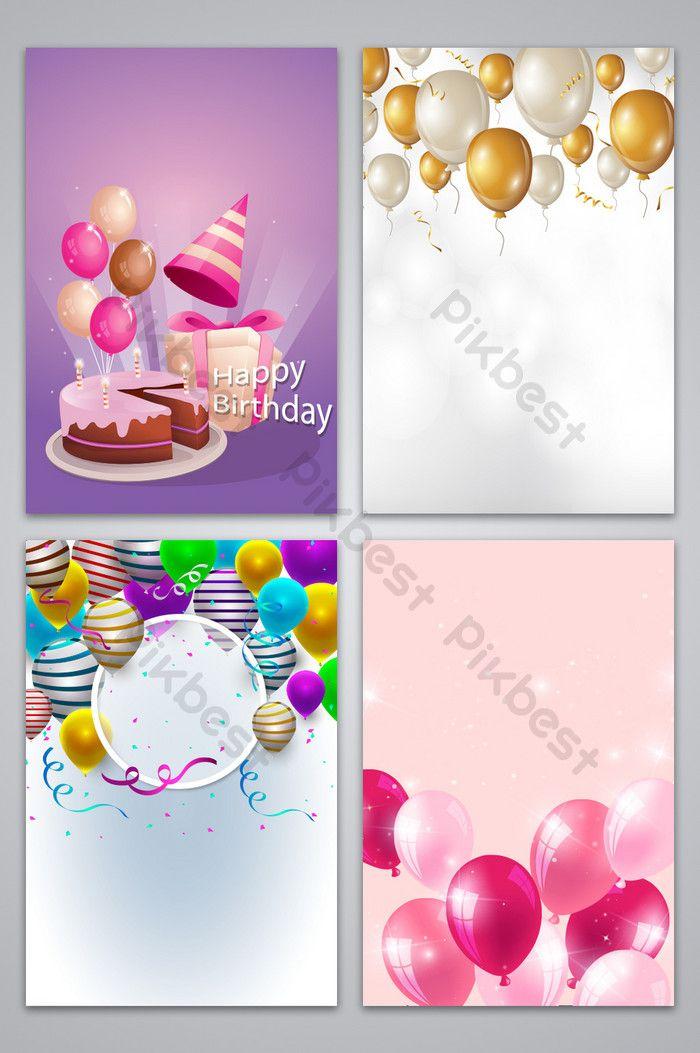 حفلة عيد ميلاد تصميم ملصق صورة الخلفية خلفيات Ai تحميل مجاني Pikbest Poster Design Party Poster Background Images