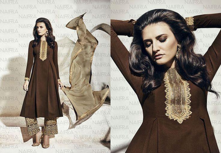 Partydress Salwar Indian Designer Ethnic Suit Pakistani Anarkali Bollywood 2148 #KriyaCreation #DesignerSuit