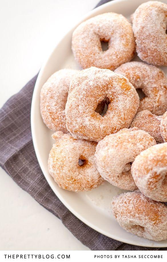 Moroccan Doughnuts   Recipes   The Pretty Blog