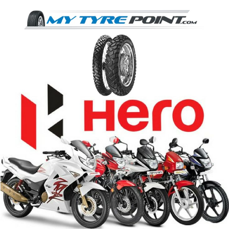 Buy Hero Motorcycle & Scooter Tyres available Online at very Best Price  My Tyre Point offers wide range of Two wheelers tyres at very cheap and best prices. For more info visit:- https://www.mytyrepoint.com/motorcycle-brand/hero