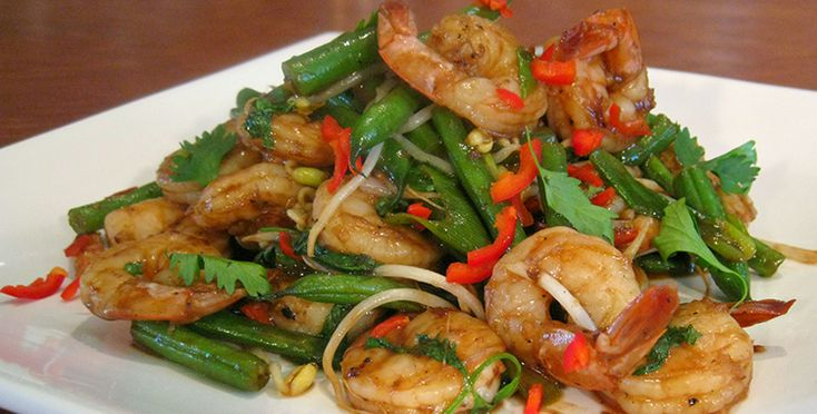 Try this sweet and sour prawn dish that packs a punch