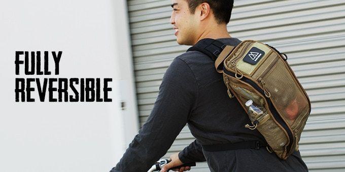 Ultimate Reversible DayPack by Black Terrain — Kickstarter