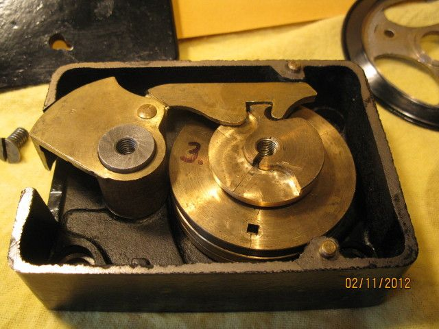 Antique Safes Old S Amp G Safe Lock Old Taylor Number Xx
