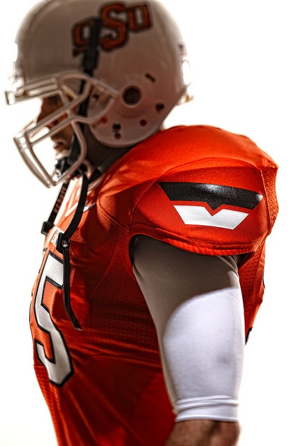 Oklahoma State 2 (by OSUAthletics via Uni Watch) -- I admit, part of the reason I like these unis is that my high school team's colors were orange and black.