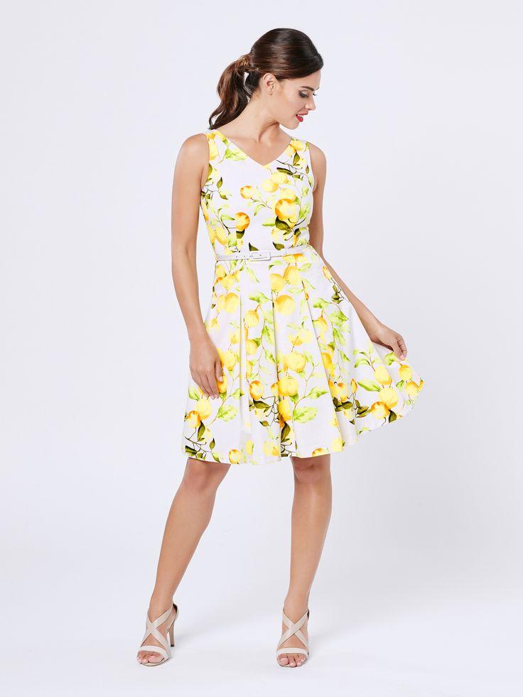 Sunshine Girl Dress | Lemons | Review Australia