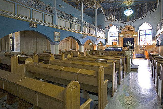 Synagogue Zikhron Ya'akov Israel