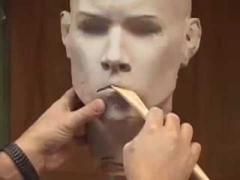 Sculpting Demo_by Philippe Faraut
