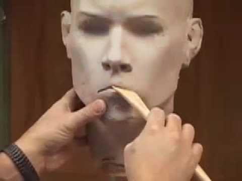 Ron Mueck - Esculturas humanas - GENIAL - Jornal Hoje.wmv - YouTube