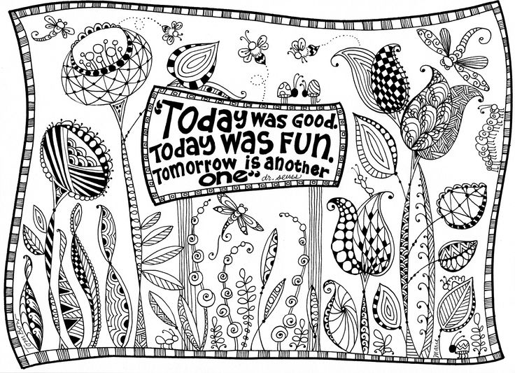 186 best digi words images on Pinterest Svg file, Silhouette cameo - best of dr seuss quotes coloring pages