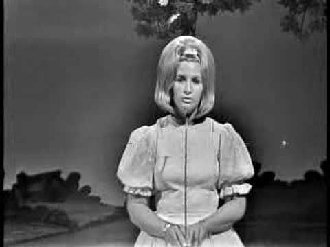 Skeeter Davis -- The End Of The World ..  Skeeter performs, live, her signature hit from 1965