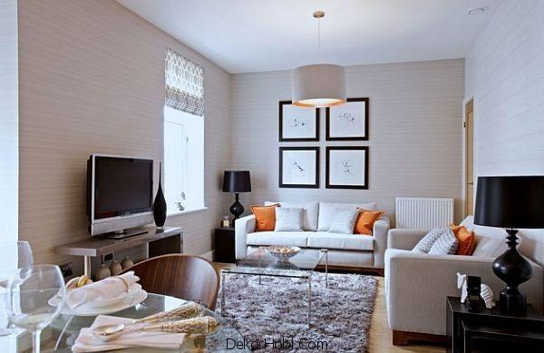 Küçük Oturma Odaları