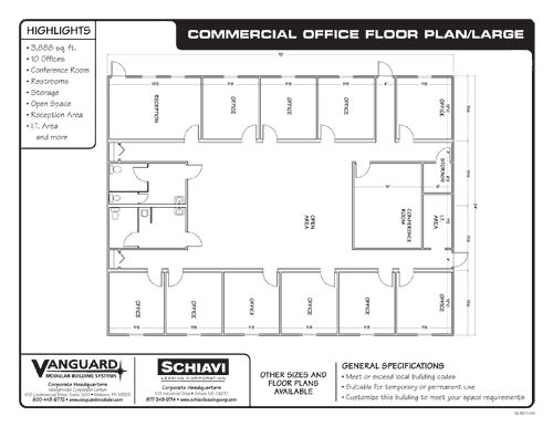 Office floor plans google search art 354 cubicle for Cubicle floor plan