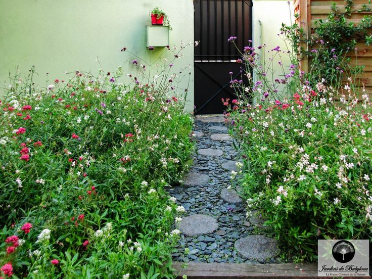 19 best Idées pour le jardin images on Pinterest Landscaping - cree sa maison en d
