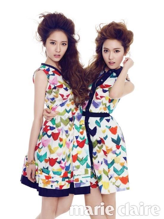 SNSD Jessica & f(x) Krystal