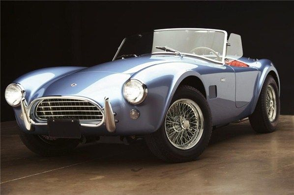 Shelby 289 Cobra Offered in Las Vegas - Barrett-Jackson