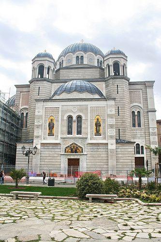 Trieste  - Chiesa di San Spiridione