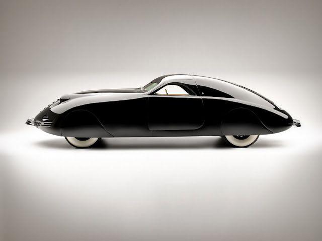 Phantom Corsair, 1938.