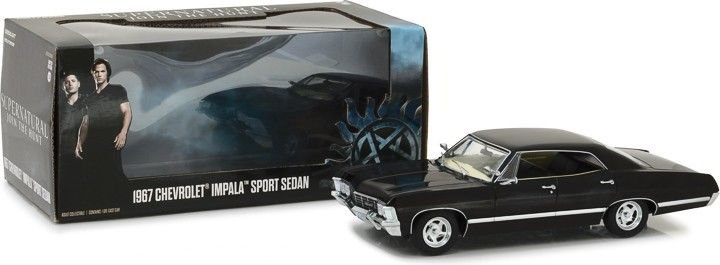 Supernatural (TV Series 2005) 1967 Chevrolet Impala Sport Sedan