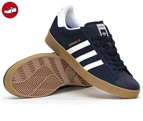 Adidas - Superstar Vulc ADV - navy/white/gum - Gr.:US