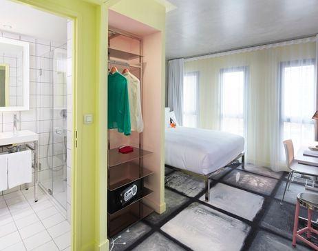 Parijs Mama shelter hotel