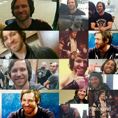 Chris sabin  smile