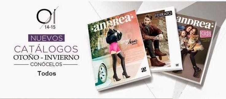 Catalogos Andrea 2014 de Otoño Invierno