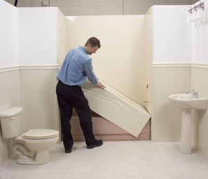 tub insert for shower. CUSTOM BATHTUB LINER INSTALLATION  DIXIE HOME CRAFTERS Acrylic Bath Shower Liners and wall Best 25 Bathtub liners ideas on Pinterest Glass bathtub door
